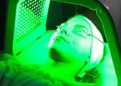 Thérapie LED